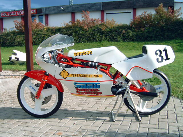 simson cold war racers